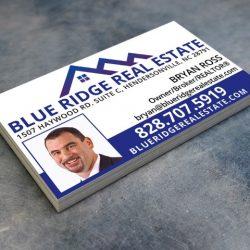 Business Card – Blue Ridge Real Estate