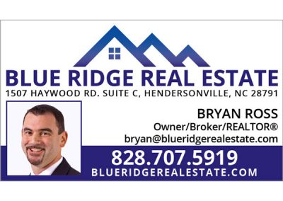 Business Card – Blue Ridge Real Estate